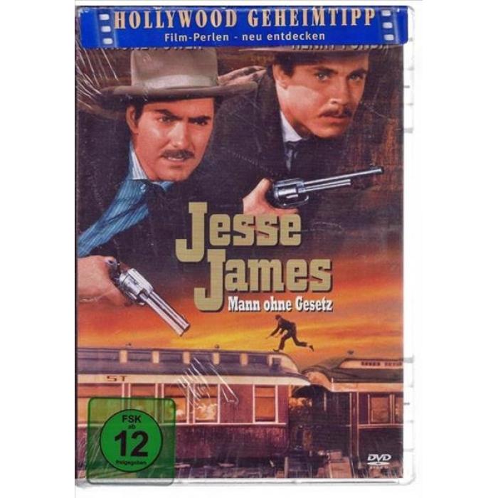 Jesse James - Mann Ohne Gesetzliche