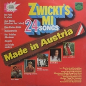Zwickts mi 24 Songs Made in Austria LP 1977 Neu